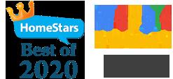 Sitetech Electrical Homestars Best 2020 Google 5 Star
